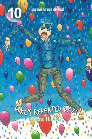 Saike`s Repeated Days 10