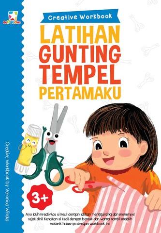 Opredo Latihan Gunting Tempel Pertamaku