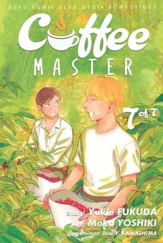 Coffee Master 7