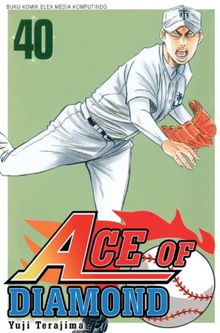 Ace of Diamond 40