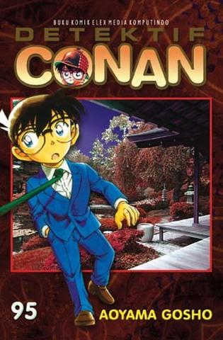 Detektif Conan 95 Aoyama Gosho
