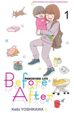 Parenting Life - Before After 01 Keito Yoshikawa