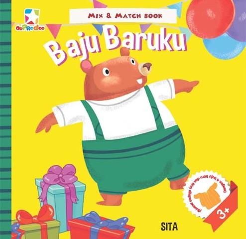 Opredo Mix & Match Book: Baju Baruku