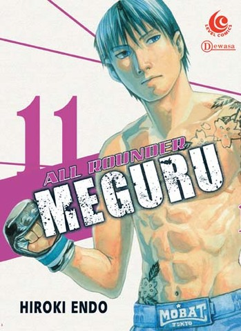 LC: All Rounder Meguru 11
