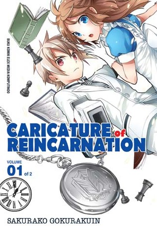 Caricature of Reincarnation 01