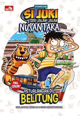 Si Juki Seri Jalan-Jalan Nusantara: Petualangan di Belitung