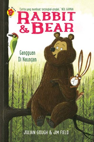 Rabbit & Bear - Gangguan di Naungan