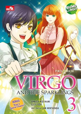 Virgo and The Sparklings 3: Pintu Cahaya