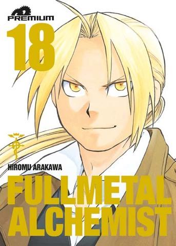 Fullmetal Alchemist (Premium) 18