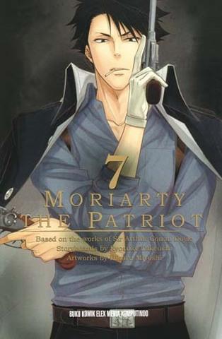 Moriarty the Patriot 7 Miyoshi Hikaru