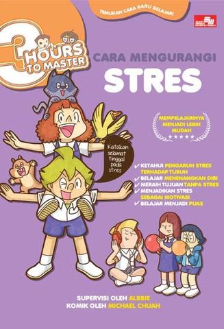 3 Hours to Master: Cara Mengurangi Stres