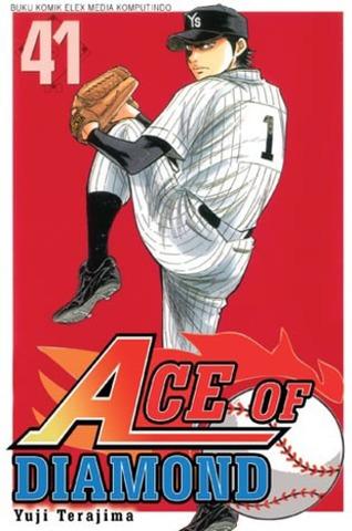 Ace of Diamond 41