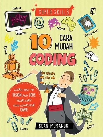 YOI: Super Skills - 10 Cara Mudah Coding