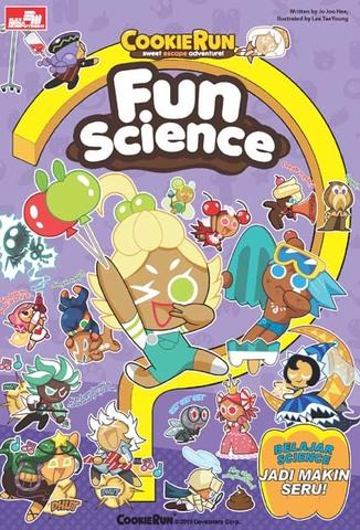 Cookie Run Sweet Escape Adventure! - FUN SCIENCE