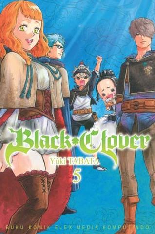 Black Clover 05 Yuki Tabata