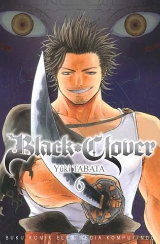 Black Clover 06 Yuki Tabata