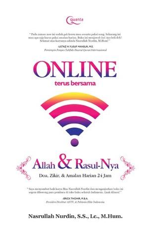 Online Terus Bersama Allah dan Rasul-Nya; Doa, Zikir, dan Amalan Harian 24 Jam
