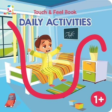Opredo Touch & Feel: Daily Activities