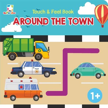 Opredo Touch & Feel: Around the Town