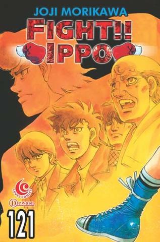 LC: Fight Ippo 121