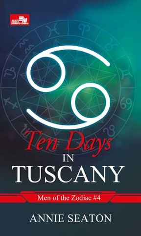 CR: Ten Days in Tuscany (Men of Zodiac #4)