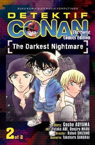 Detektif Conan The Movie: The Darkest Nightmare 02