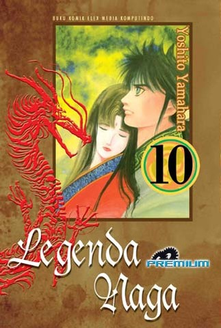 Legenda Naga (Premium) 10