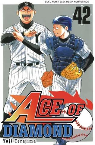 Ace of Diamond 42