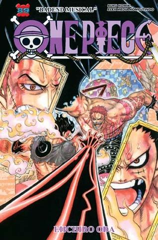 One Piece 89 Eiichiro Oda