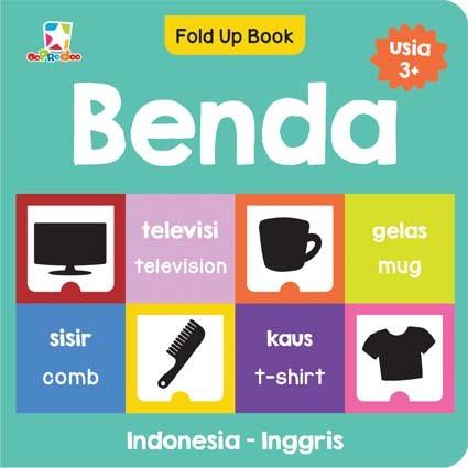 Opredo Fold Up Book: Benda