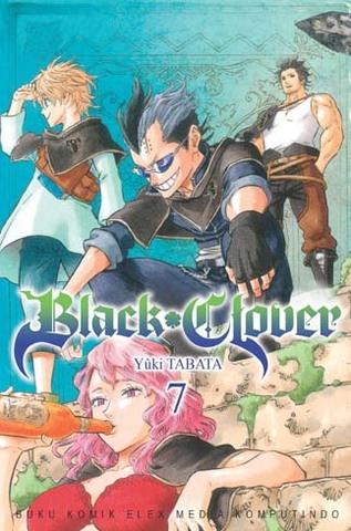 Black Clover 07 Yuki Tabata