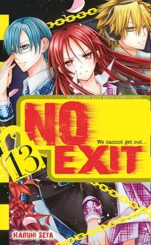 No Exit 13