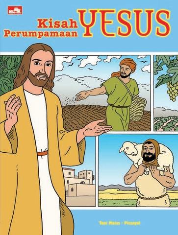 Kisah Perumpamaan Yesus