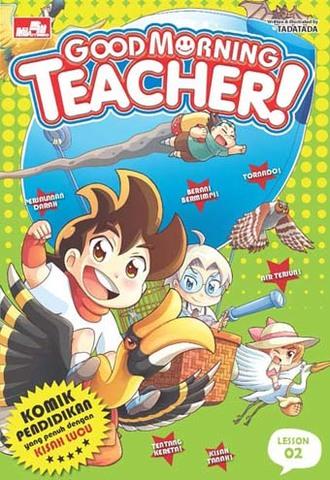 Good Morning Teacher! LESSON 02