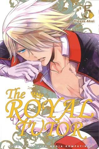 The Royal Tutor 5 Higasa Akai