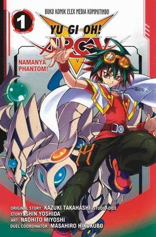 Yugioh Arc V 01