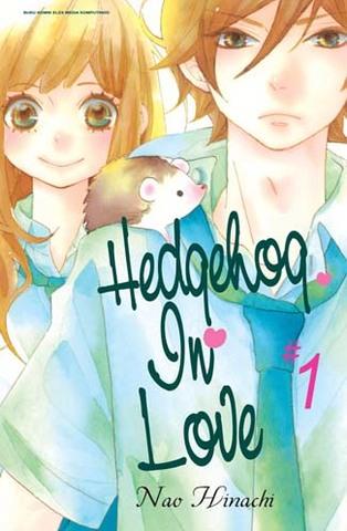A Hedgehog in Love 01