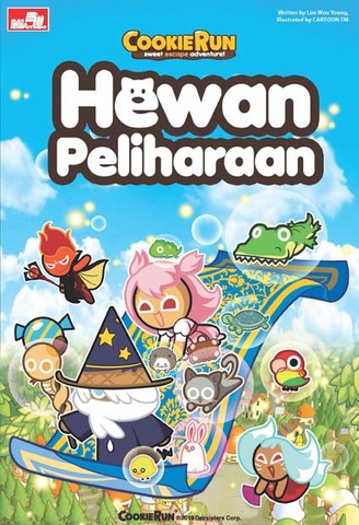 Cookie Run Sweet Escape Adventure! - Hewan Peliharaan