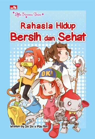 Little Princess Series - Rahasia Hidup Bersih dan Sehat