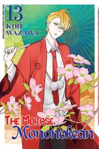 The Morose Mononokean 13