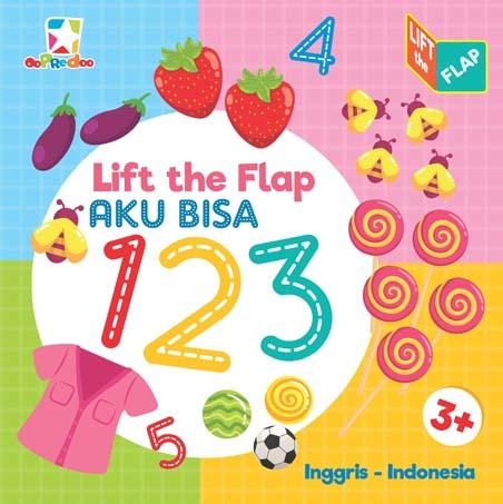 Opredo Lift the Flap - Aku Bisa 123