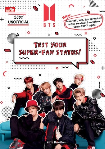 BTS: Test Your Super-Fan Status