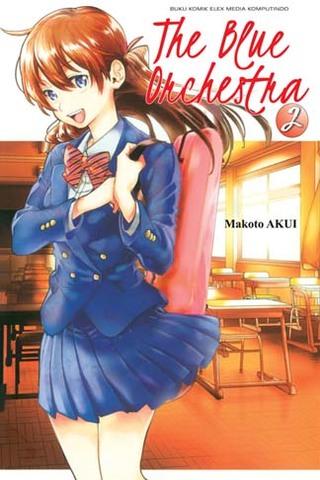 The Blue Orchestra 02 Makoto Akui