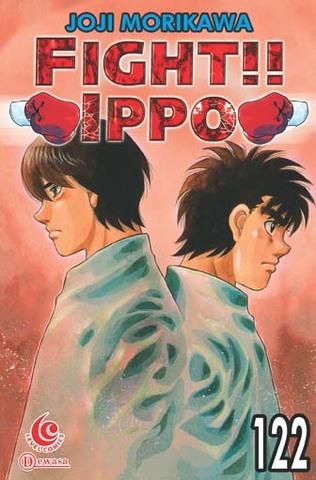 LC: Fight Ippo 122 Joji Morikawa