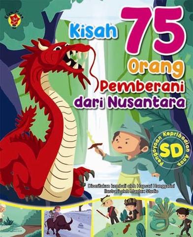 Kisah 75 Orang Pemberani dari Nusantara
