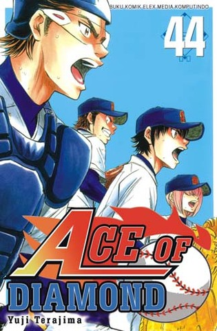 Ace of Diamond 44