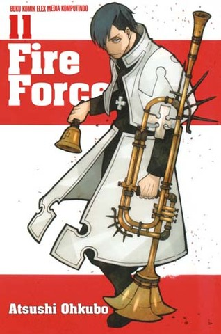 Fire Force 11