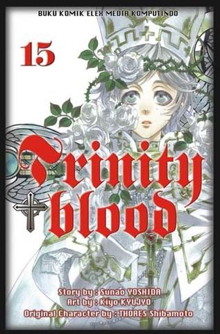 Trinity Blood 15 Kiyo Kyujyo, Sunao Yoshida