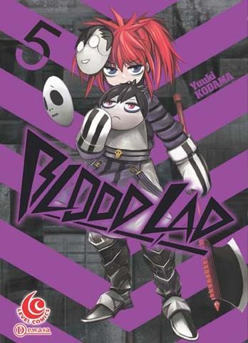 LC: Blood Lad 5 Yuuki Kodama