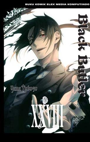 Black Butler 28 Yana Toboso